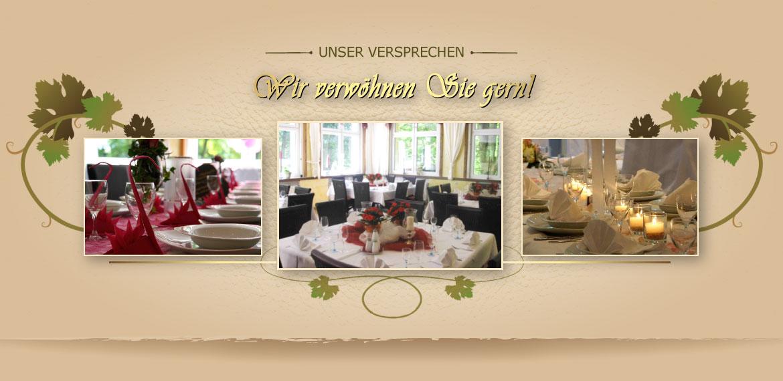 Schlesische Schänke - Ein Restaurant für Festlichkeiten jeder Art